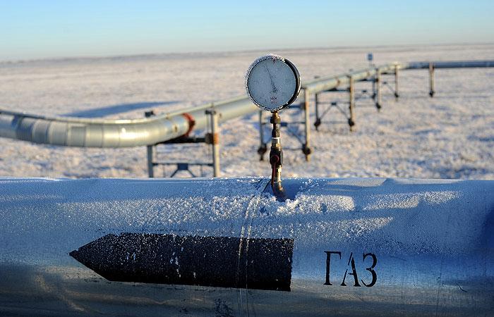 Транзит российского газа через Украину упал до минимума за год