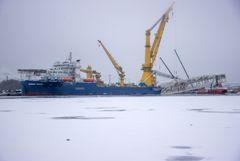 Nord Stream 2 AG подала запрос на строительство газопровода в водах ФРГ