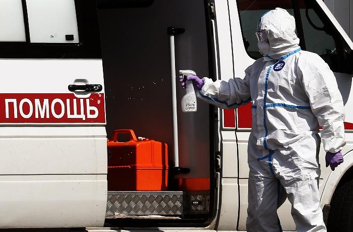 В России за сутки выявлено 12,6 тыс. новых случаев коронавируса