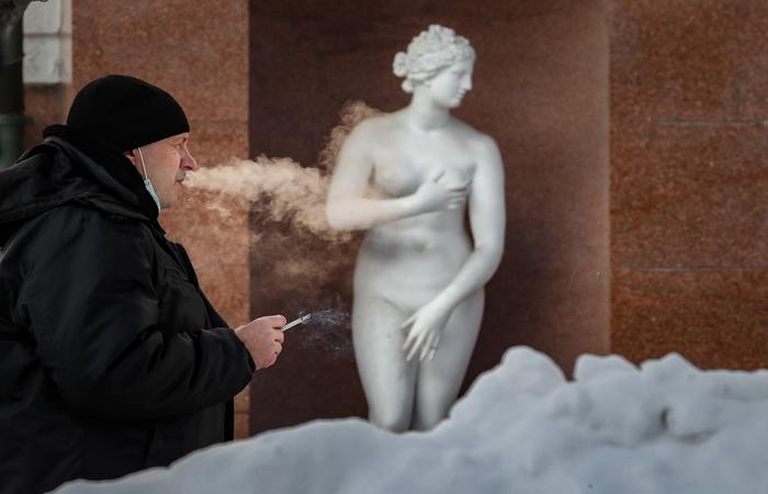 Самая морозная ночь с начала зимы зафиксирована в Москве