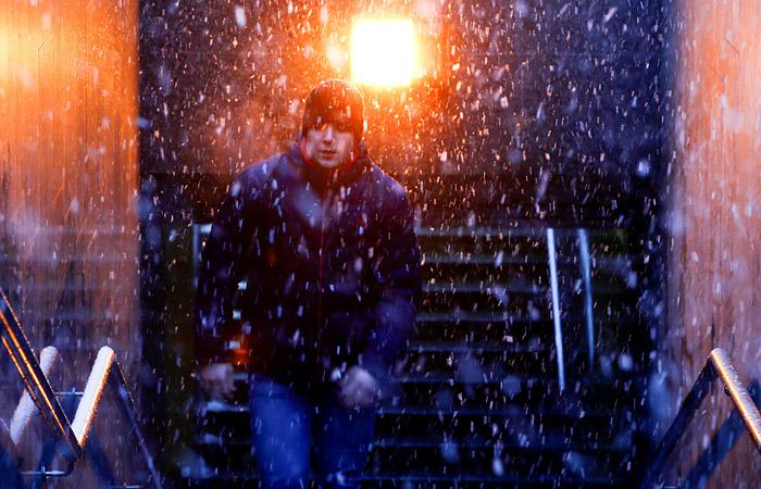 Москвичам пообещали новый снегопад в среду после полудня
