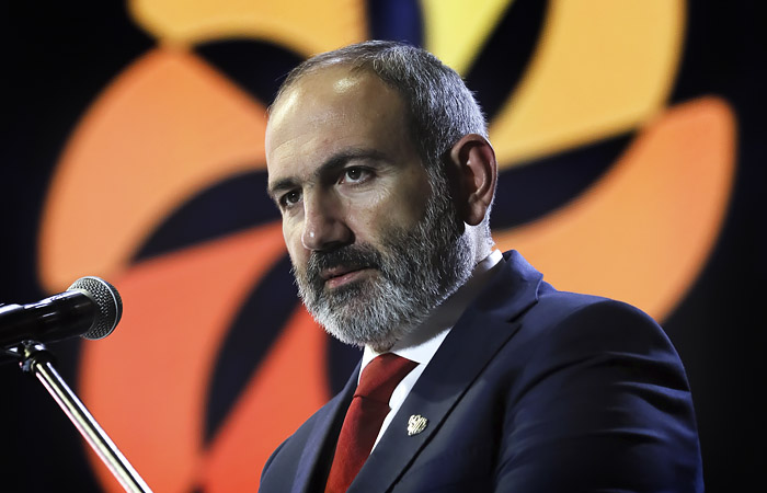 Главный штаб Армении потребовал отставки Пашиняна