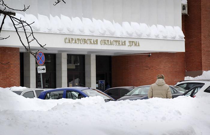В Саратове 424 тысячи человек остались в мороз без воды из-за аварии