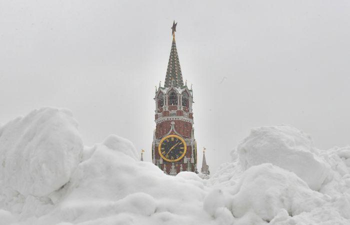 Пятая часть месячной нормы осадков выпала в Москве за неполные сутки