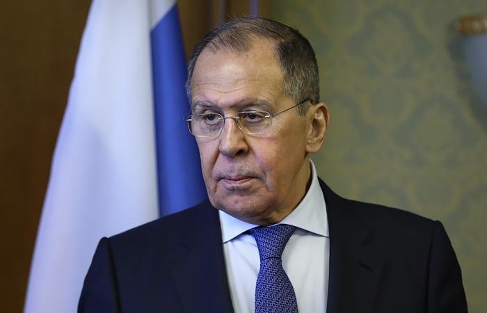 Лавров заявил, что США сообщили военным РФ об ударе по Сирии всего за 5 минут