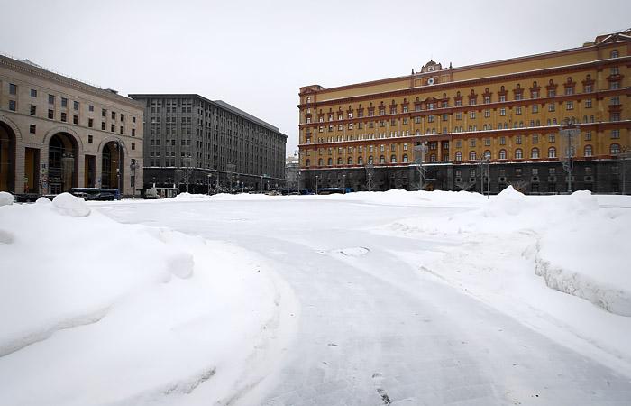 Собянин предложил пока оставить Лубянскую площадь в нынешнем виде