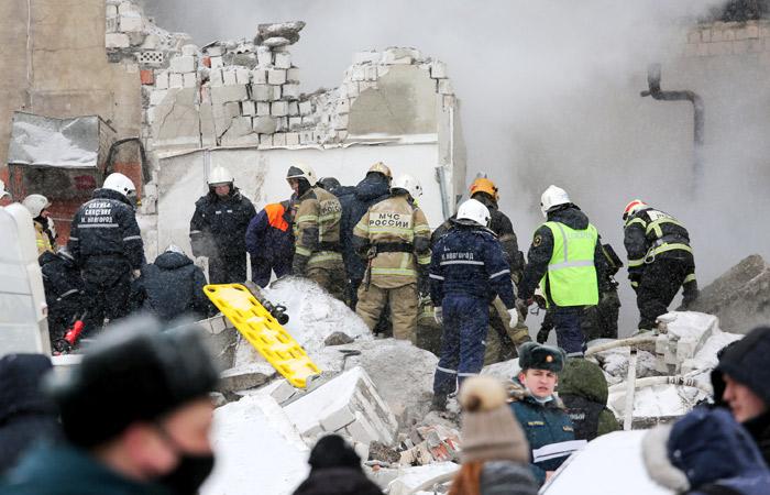 Спасенная в Нижнем Новгороде женщина оказалась единственной под завалами