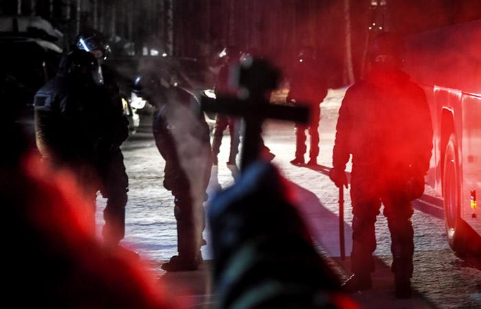 В Среднеуральском монастыре искали обвиняемого в тройном убийстве