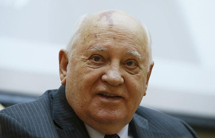Михаил Горбачев: не надо бояться переговоров