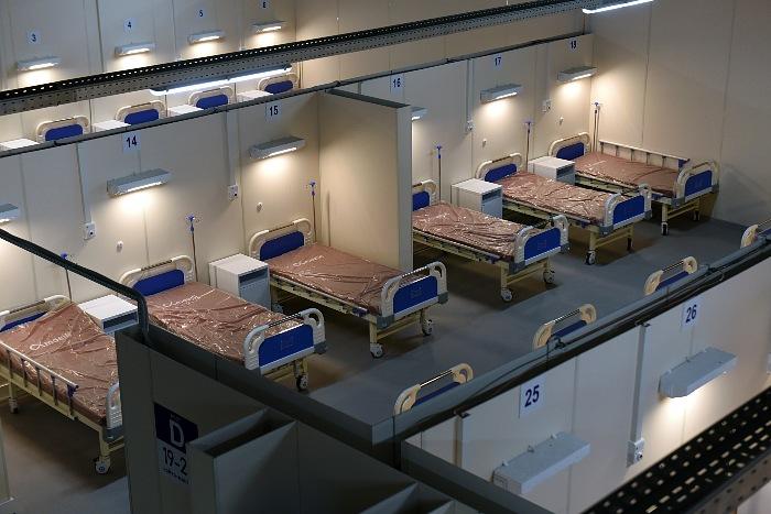 В России за сутки выявлено 11,3 тыс. новых случаев коронавируса