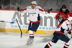 """713-й гол Овечкина в НХЛ принес """"Вашингтону"""" победу над """"Нью-Джерси"""""""