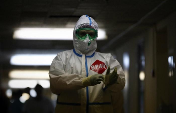 """ФМБА в марте закончит первую фазу испытаний препарата от COVID """"Мир-19"""""""