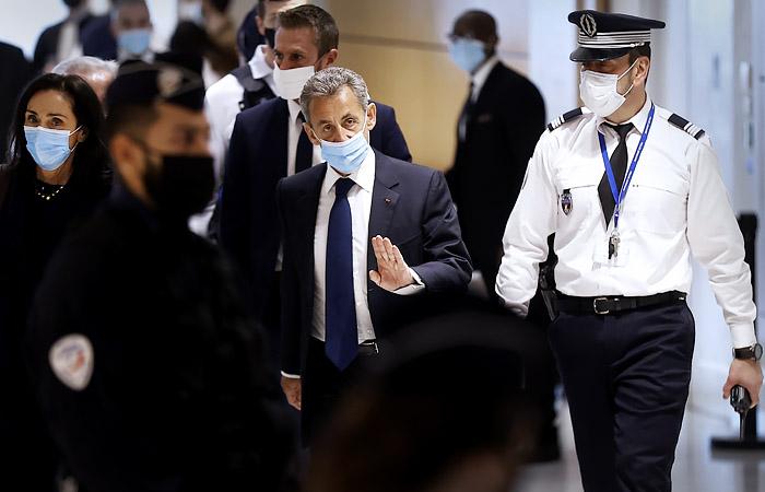 Саркози приговорили к реальному тюремному сроку по делу о коррупции