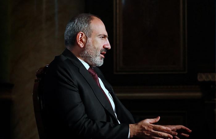 Пашинян заявил, что готов организовать внеочередные выборы в парламент