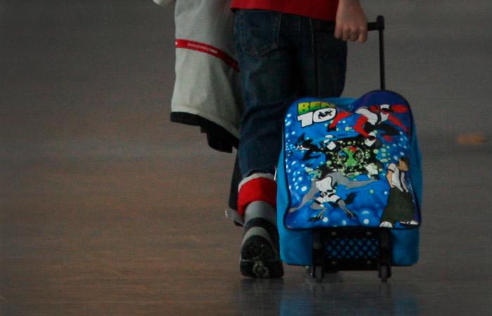 При заселении детей отели не будут требовать доверенность от нотариуса