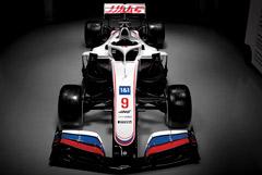 "Команда ""Формулы-1"" Haas представила болид в цветах российского флага"