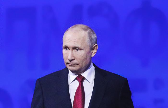 Песков заявил, что Путин примет участие в ПМЭФ