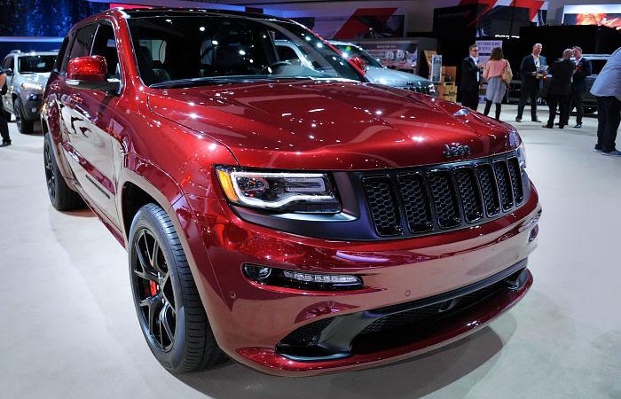 Марка Jeep готова отказаться от названия Cherokee