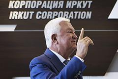 """Из """"Иркута"""" ушел бывший руководитель корпорации Демченко"""