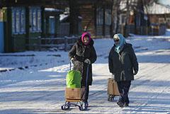 Естественная убыль населения РФ в январе выросла в 2,5 раза к 2020 году