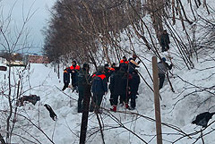 На Камчатке объявили лавинную опасность