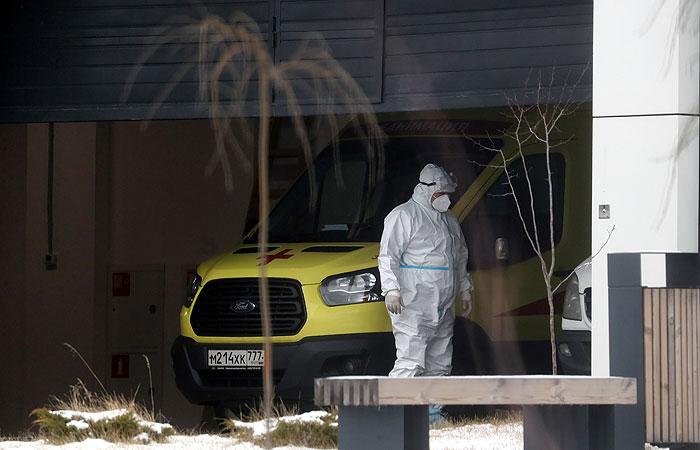 В России выявлены еще 11 022 случая заражения коронавирусом