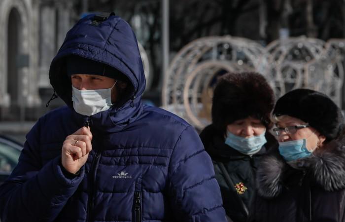 В России выявлены 10 595 новых случаев заражения коронавирусом