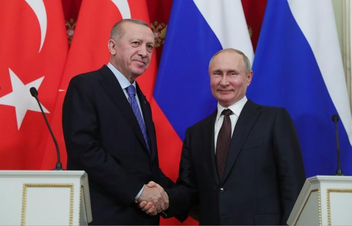 """Путин и Эрдоган на следующей неделе дадут старт строительству АЭС """"Аккую"""""""