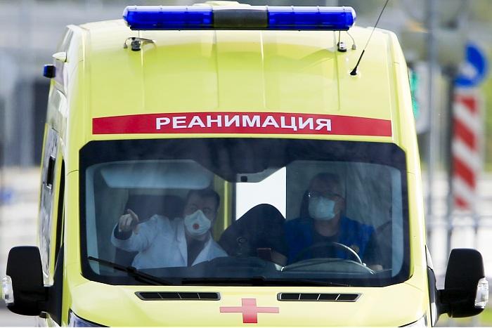 В России за сутки выявлено 10,2 тыс. новых случаев коронавируса