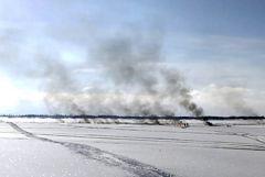 Продуктопровод СИБУРа горел на выходных в ХМАО. Обобщение