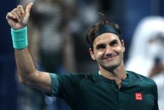 Федерер выиграл в первом матче после длительной паузы из-за травмы