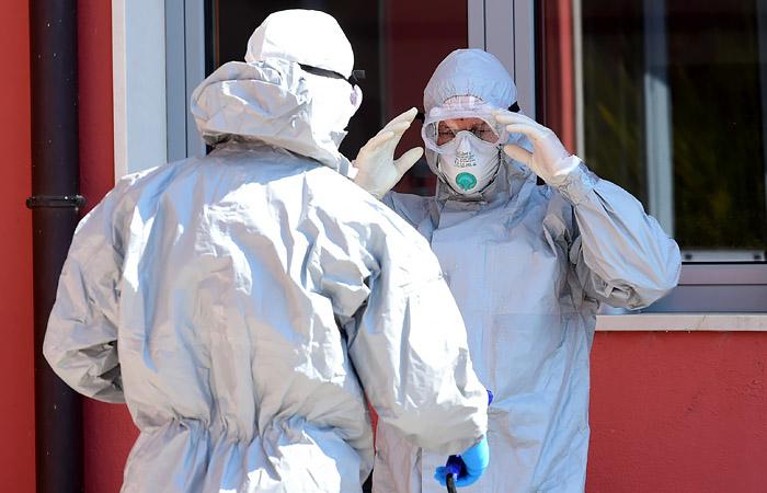 В России выявили еще 9 270 случаев COVID-19 за сутки