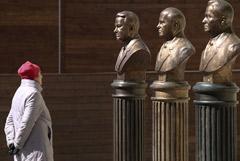 Аллею правителей России работы Церетели перенесут из Москвы в Пензу