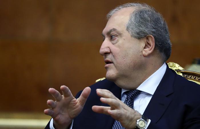 Президент Армении Саркисян госпитализирован