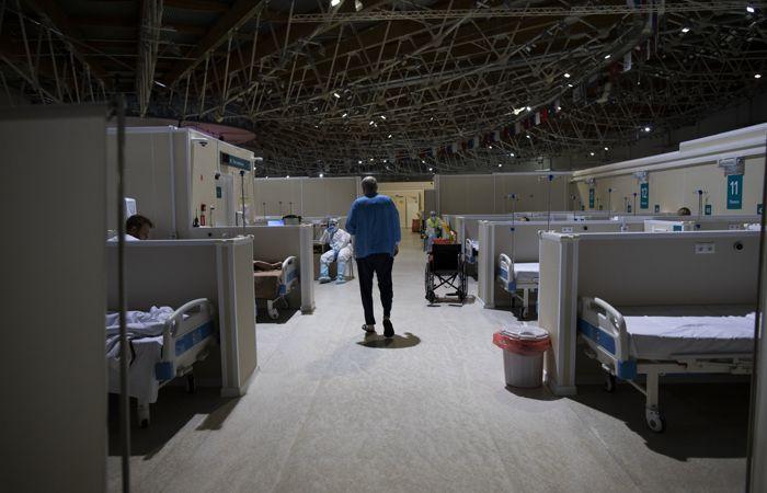 Смертность в Москве в январе 2021 года выросла почти на 50%