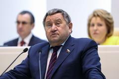 Скончался сенатор от Тюменской области Михаил Пономарёв