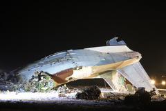 Состояние пострадавших при крушении Ан-26 в Алма-Ате осталось тяжелым
