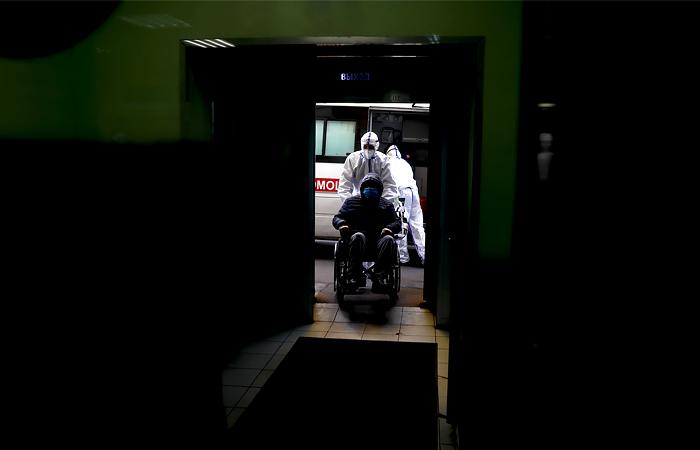 В России коронавирус обнаружили еще у 9,4 тыс. человек