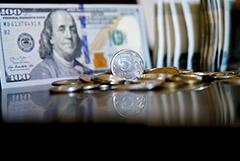 Доллар опустился до 73 рублей впервые с 17 декабря