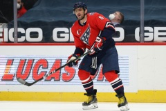 Овечкин вышел на чистое шестое место по голам в истории НХЛ