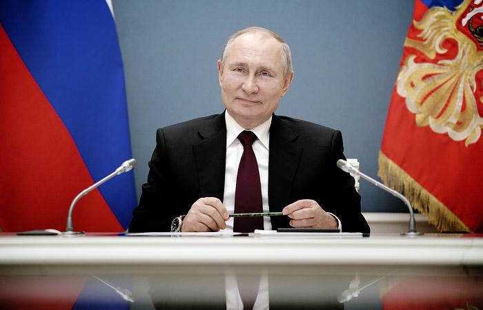 Путин в ответ на слова Байдена в свой адрес пожелал ему здоровья