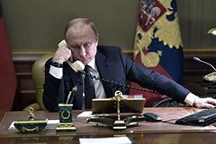 Путин предложил Байдену поговорить по телефону 19 или 22 марта