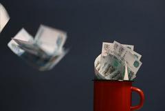 Рост реального размера зарплат в РФ в январе практически остановился