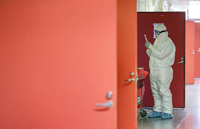 В России выявлено еще 9 299 случаев COVID-19 за сутки