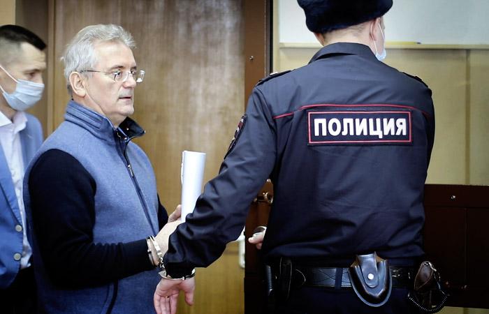 Пензенский губернатор арестован на два месяца