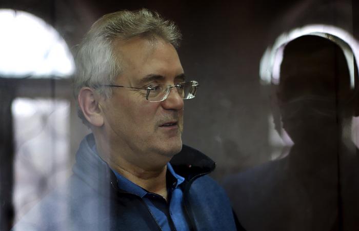 Суд арестовал четверых фигурантов коррупционного дела Белозерцева