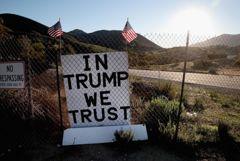 Трамп обвинил Байдена в создании пограничного кризиса в США