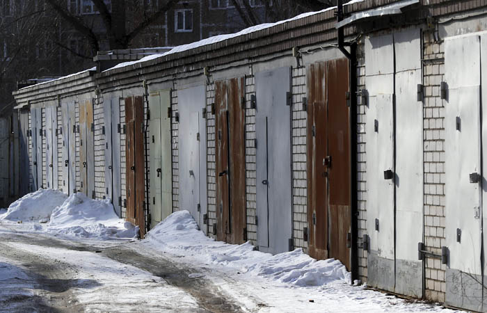 "Госдума приняла закон о ""гаражной амнистии"""