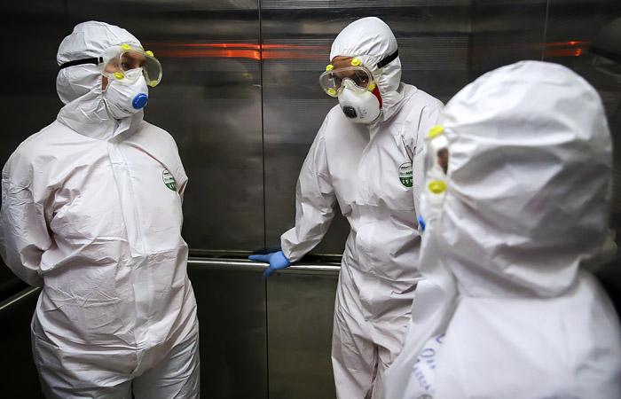 В России за сутки зарегистрировано 8,4 тыс. новых заболевших COVID-19