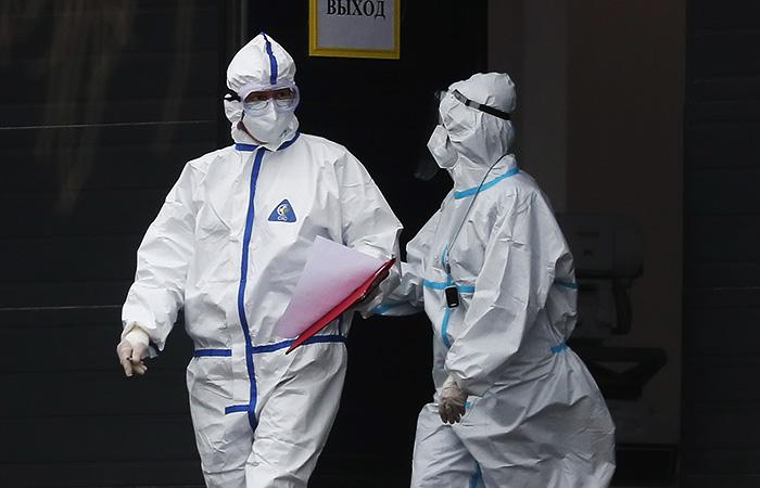 В России коронавирус выявили еще у 8 861 человека